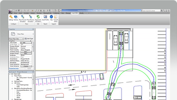 AutoTURN Revit | Vehicle Swept Path Analysis Software for